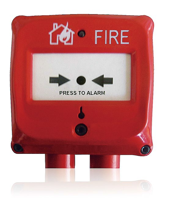 DI-9204Exd: Digital Flame Proof Manual Call Point